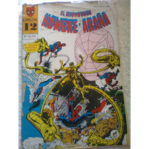 El Asombroso Hombre Araña #12 Especial 1986 Vintage Batman
