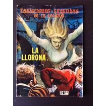 Comic Tradiciones Y Leyendas De La Colonia Numero Uno