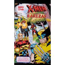 Comics Xmen Rarezas Tomo 1 Y 2 P/coleccionistas