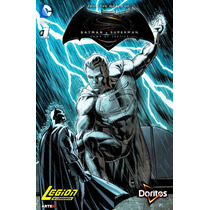 Comic Digital Batman Vs Superman No.1