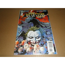 Batman Detective Comics #1-6 The New 52 Firmados Dc