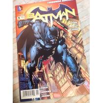 Batman N.1 Segunda Edición Ed. Televisa + Comic De Regalo