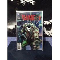 Dc Cómics, The New 52 Batman/bane Portada 3d