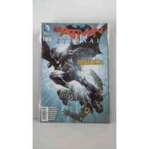 Batman Eternal #22, Dc Cómics México, Ed. Televisa