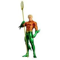 Kotobukiya Dc Comics The New 52 - Liga De La Justicia Aquama