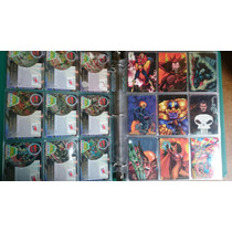 Pepsicards Marvel Comics Coleccion