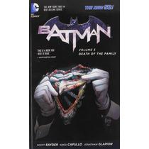 Libro Comic Batman Vol. 3: Death Of The Family The New 52 Pb