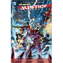 Libro Justice League Vol. 2: The Villain