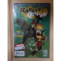 Harley Quinn Annual # 1 Dc Comics Batman