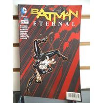 Batman Eternal 23 Editorial Televisa