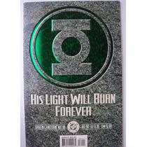 Green Lantern 81 (2nd Series Dc Comics 1996) Embossed Cover