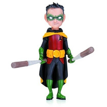 Lil Gotham Robin Mini Action Figure