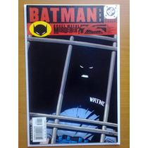 Batman 599 Bruce Wayne Murderer?