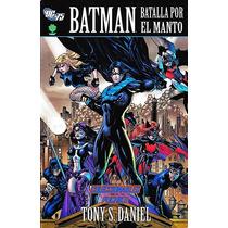 Dc Comics Batman Batalla Por El Manto Vid Robin Nightwing