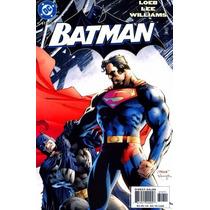Batman Vs Superman Comic Dc Superheroes Nuevo + Civil War