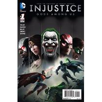Comic Injustice Vol 1