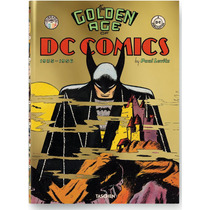 Libro The Golden Age Of Dc Comics La Edad De Oro D Coleccion