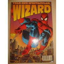 Spider Man Revista Wizard Edicion Especial