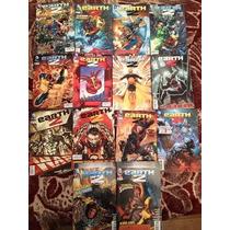 Comics Earth 2 New 52 Editorial Televisa Y Vid