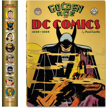 Libro Dc Comics Golden Age Epoca Oro 1935-56 Color 400 Págs.