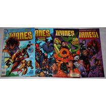 Comic Titanes. No. 1 Al 4.