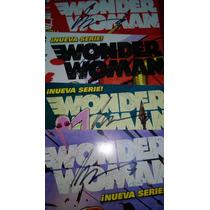 Wonder Woman New 52, En Español,autografos Brian Azzarello
