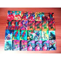 Pepsi Cards Dc Coleccion 1995