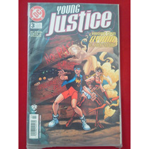 Comic Young Justice # 3