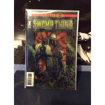 Comic Con Portada 3d Swamp Thing: Futures End Vol 1 #1