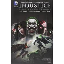 Libro Comic Injustice: Gods Among Us Vol. 1 Nuevo!