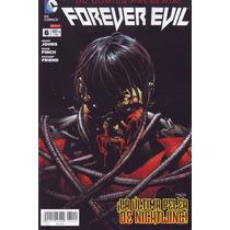 Dc Comics Forever Evil # 01, 03, 04, 05, 06, 07 Televisa