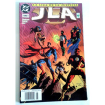 Comic La Liga De La Justicia Jla Tomo 8