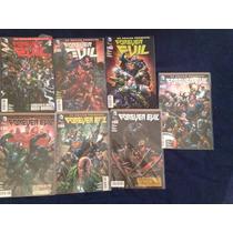 Comics Forever Evil New 52 Editorial Televisa Y Vid