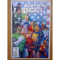 Justice League Of America 1 Superman Batman Green Lantern