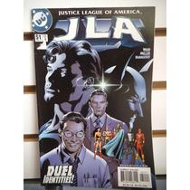 Jla 51 Liga De La Justicia Dc Comics Ingles