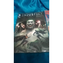 Injustice Gods Among Us Definitive Español Año1 Completo.