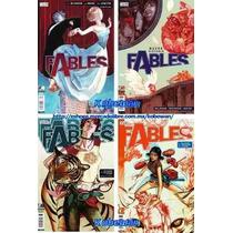 Dc Comics Vertigo Fables 4 6 8 15 Cenicienta Grimm Fairy