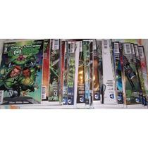 New 52 - Green Lantern Corps (1 Al 33) Completo