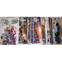 New 52 - Green Lantern New Guardians (1 Al 33) Completo