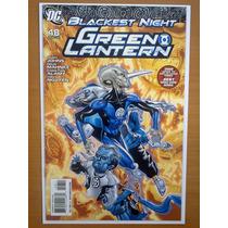 Green Lantern 48 Blackest Night