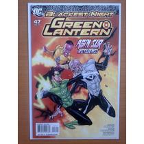 Green Lantern 47 Blackest Night