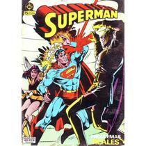 Superman # 35 Grande Ediciones Zinco Excelentes Condiciones