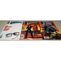 Superman La Muerte De Clark Kent - Ediciones Especiales Vid