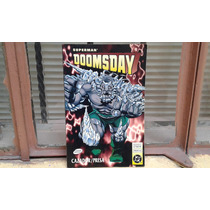 Comic Superman Doomsday Cazador/presa 1993 Editorial Vid
