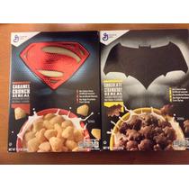 Cereal Batman Vs. Superman Dawn Of Justice General Mills