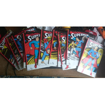 Comic Superman Las 100 Primeras Historiestas