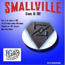 Dije Zod Superman Smallville Man Of Steel Igo Coleccionables