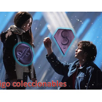 Dijes Amor Clark Jor-el + Lana Tattoo Smallville Igo Envio!