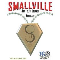 Paquete Anillo Smallville Dije Jor-el Superman Man Steel Igo