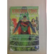 Libro Kingdom Come Completo 1 Al 4 Ingles Superman Batman